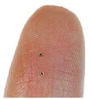 Kliknij, aby powiększyć: Mikrochipy RFID w banknotach euro i dolarach!